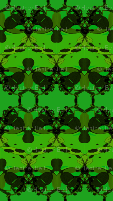 Green Ladybugs