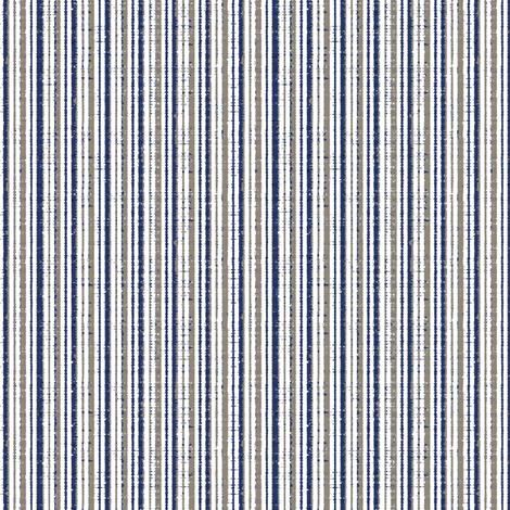 China Blue Seaside fabric by kristopherk on Spoonflower - custom fabric