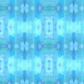 Blue Notes aztec rad plaid