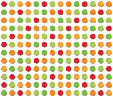 Large Dot - ROG fabric by jmckinniss on Spoonflower - custom fabric