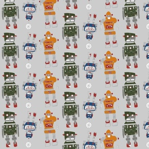 Retro Bots