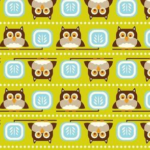 Owl Town Green