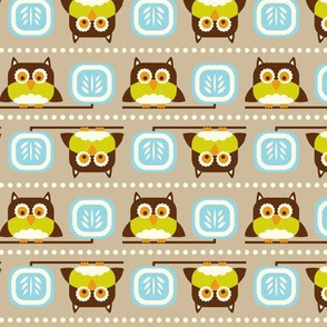 Owl Town Tan