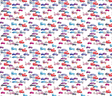 circulation S fabric by nadja_petremand on Spoonflower - custom fabric