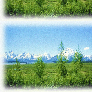 Spring Tetons basic repeat