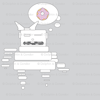Lil miss Doughbot