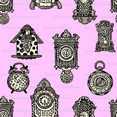 Antique Shop - Clocks