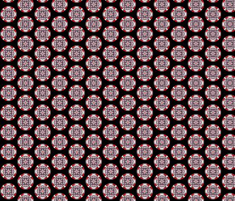 Sangres Monodisk fabric by siya on Spoonflower - custom fabric
