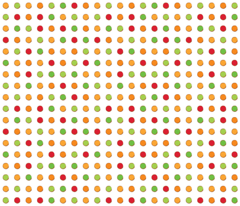 Small dot - ROG fabric by jmckinniss on Spoonflower - custom fabric