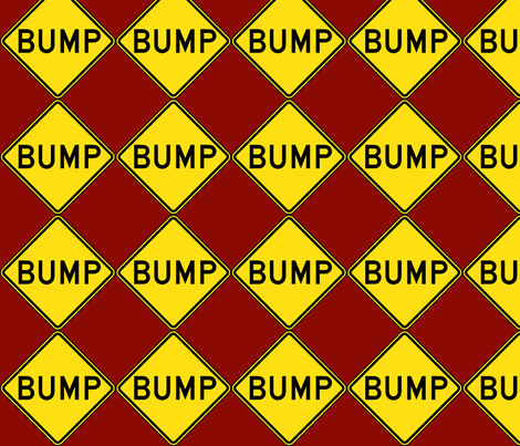BUMP fabric by blue_jacaranda on Spoonflower - custom fabric