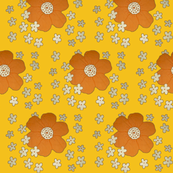 yellow_retro_flowers