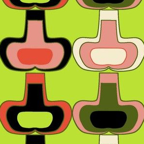 Vases Olive