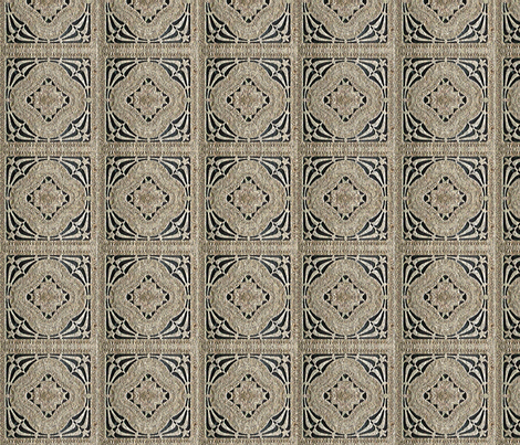 San Miniato fabric by poetryqn on Spoonflower - custom fabric