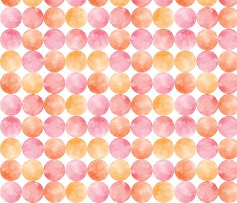 Candy Dots fabric by pattysloniger on Spoonflower - custom fabric