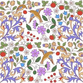 Medieval Calendar Inspiration