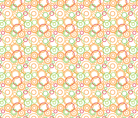 Open Circle - ROG fabric by jmckinniss on Spoonflower - custom fabric
