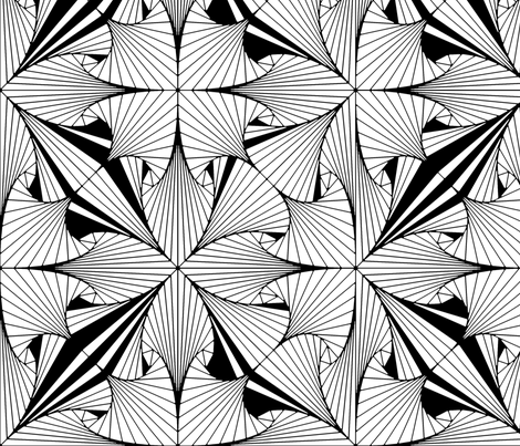 Geometrica 1 fabric by chris on Spoonflower - custom fabric