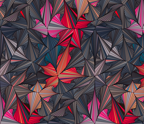 Geometrica 6 fabric by chris on Spoonflower - custom fabric