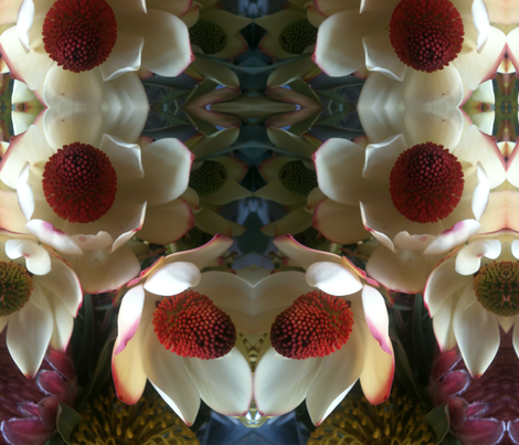 Hawaii fabric by emeraldile on Spoonflower - custom fabric