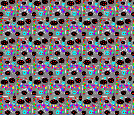 JamJax Kaboodles fabric by jamjax on Spoonflower - custom fabric
