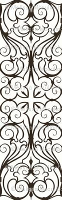 gothic iron work