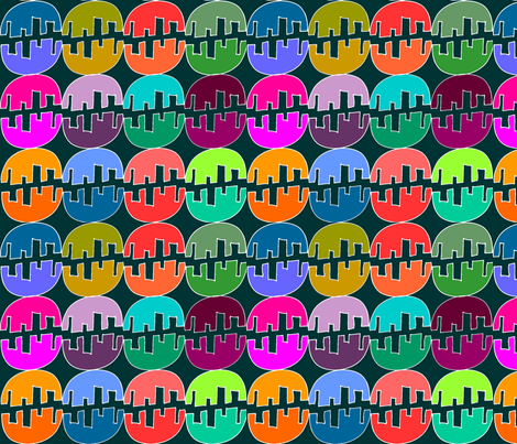 Candy Machine fabric by sbd on Spoonflower - custom fabric