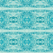 splattered-sea blue