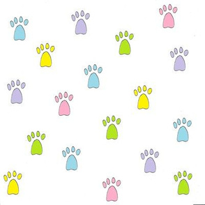 Pastel Paws