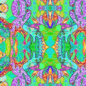 Tropicali Colored Foil High Blur