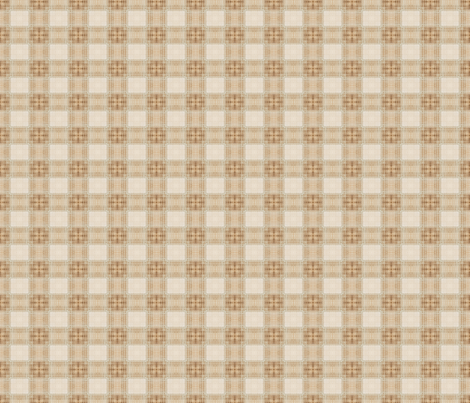 Vintage Shabby Check Petite fabric by kristopherk on Spoonflower - custom fabric