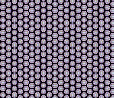 Mis-Mis's Stardisk fabric by siya on Spoonflower - custom fabric