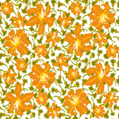 Sunny Petals and Pods