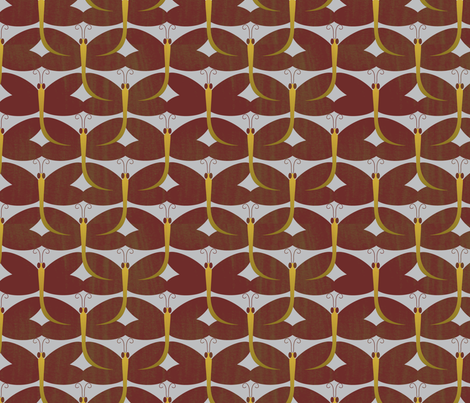 Odonata fabric by pancakes_for_dinner on Spoonflower - custom fabric