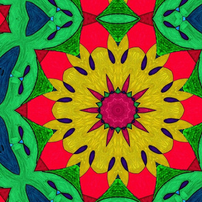 Tropicali Kaleidoscope 1