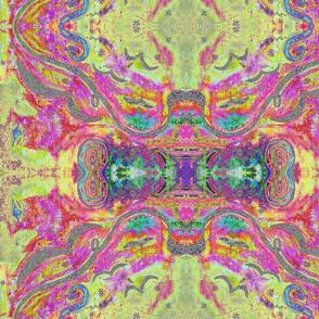 Parrot Colored Foil