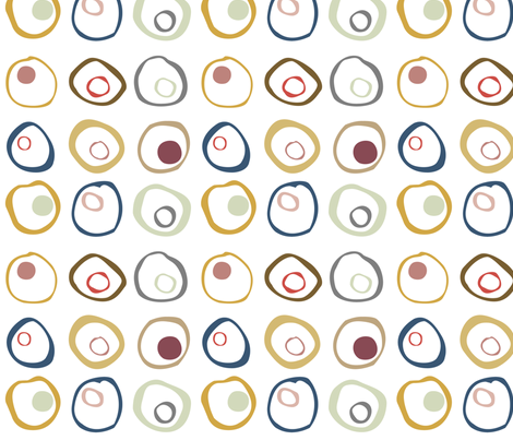 BIRDS fabric by surfacerender on Spoonflower - custom fabric
