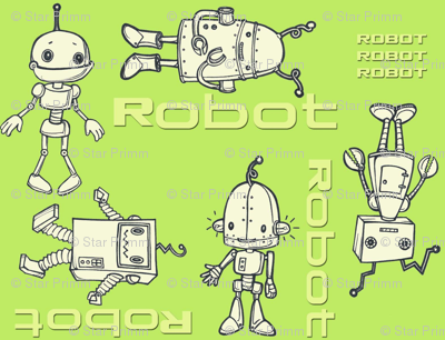 robo buddies lime
