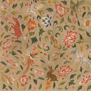India Print circa 1700