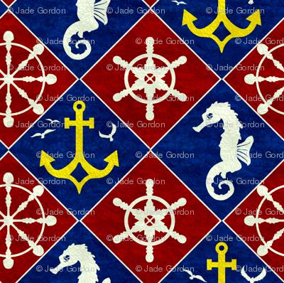Nautical Plaid