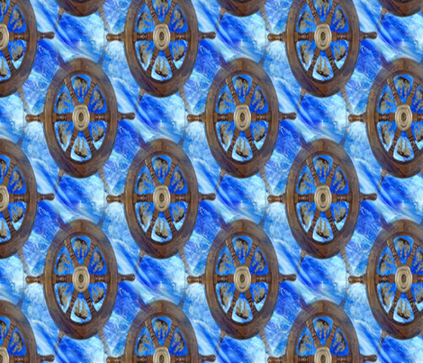 All_men_should_be_Sailors fabric by farrellart on Spoonflower - custom fabric