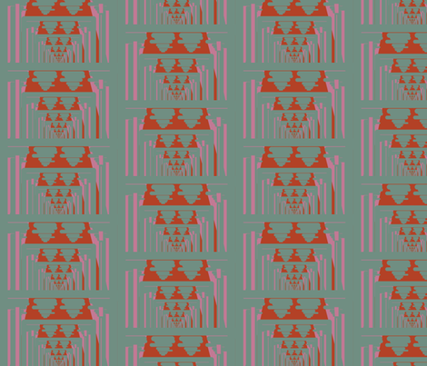 opticalboxy7 fabric by dolphinandcondor on Spoonflower - custom fabric