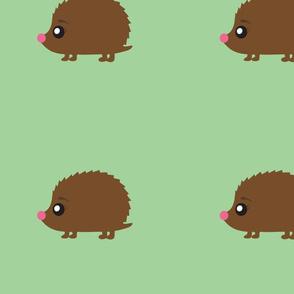 Hedgehog_greenbackground-3-ed