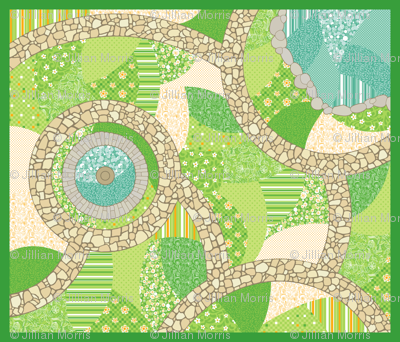 Garden Play Quilt