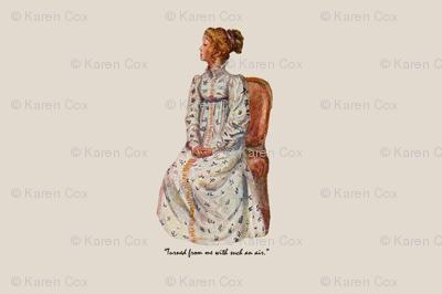 Jane Austen Large