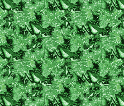 Leap fabric by nalo_hopkinson on Spoonflower - custom fabric