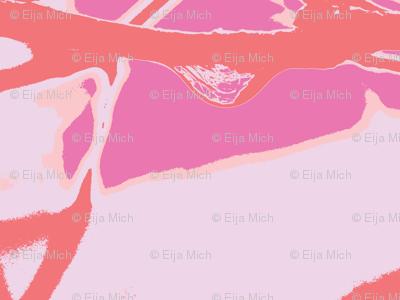 pink raindrop