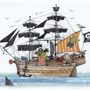 yo pirate yo