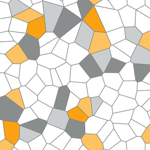 Voronoi Random Colour