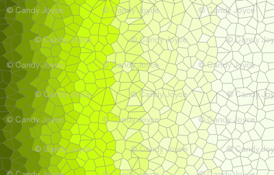 Gradient Voronoi Green
