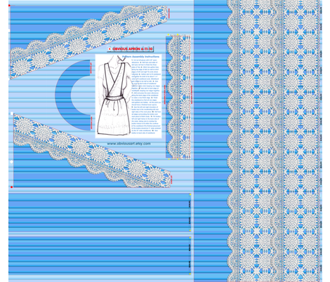 Apron_by_Obvious_6-11-10 fabric by ms_corona on Spoonflower - custom fabric